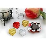 Belgian Chocolate Hearts