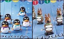 Racing Characters