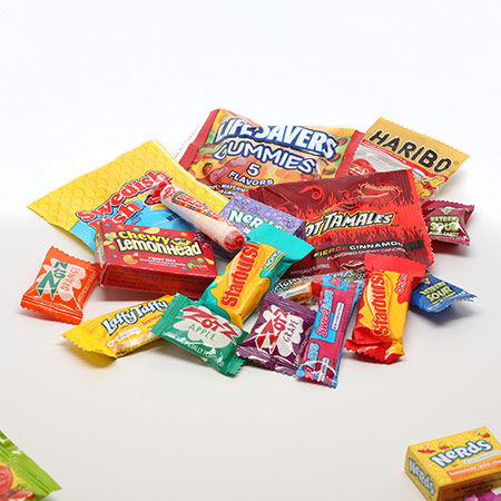 Individually Wrapped Candies