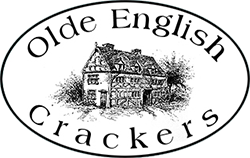 Olde English Crackers Logo