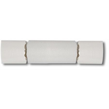 Pearl White Custom Cracker | Olde English Crackers | Christmas Crackers